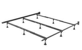 Metal Waterbed Frame