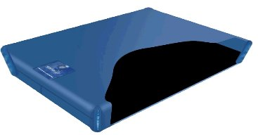 Fluid Chamber Series 150 Deep Fill Softside Waterbed Bladder by Innomax