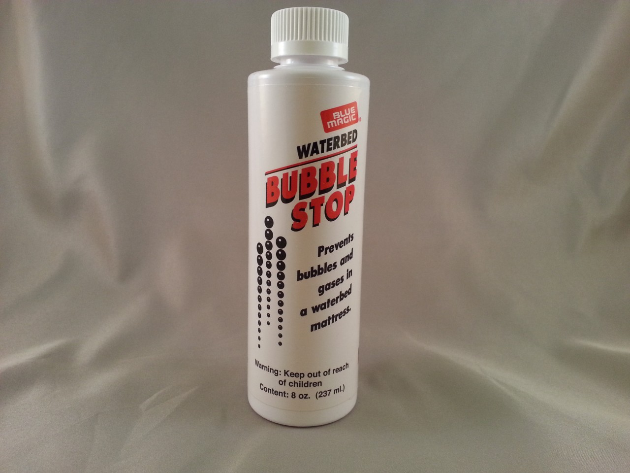 Bubble Stop Solution