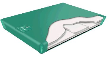 Fluid Chamber Series 750 Deep Fill Softside Waterbed Bladder by Innomax