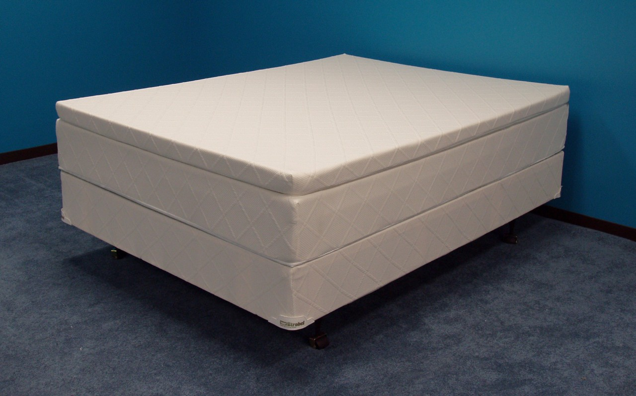 Strobel Organic Complete Softside Waterbed Futura 3 Dual
