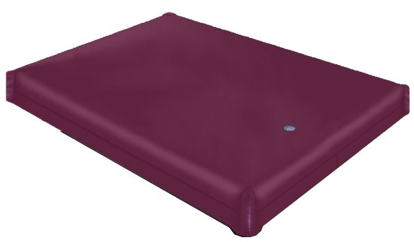 Free Flow Full Motion Hardside Waterbed