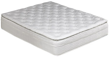 Pembroke Mid Fill 11 inch Softside Waterbed